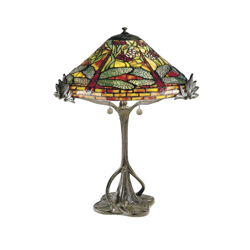 tiffany lamps dragonfly photo - 7