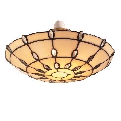 tiffany light shades ceiling photo - 2