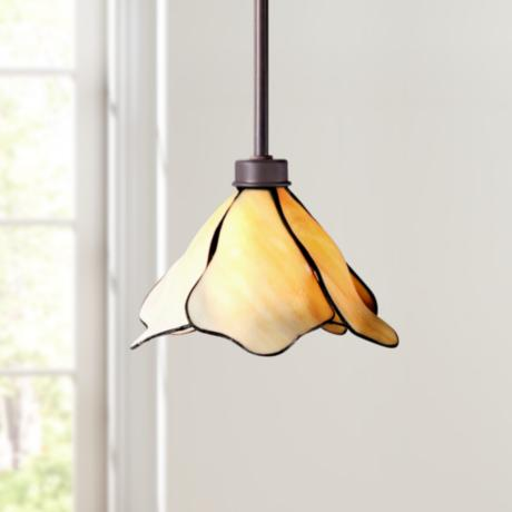 tiffany pendant lamp photo - 2