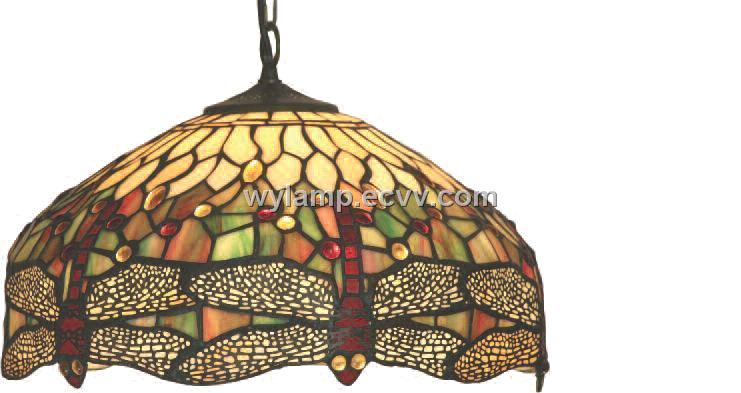 tiffany pendant lamp photo - 3