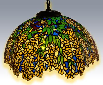 tiffany pendant lamp photo - 4