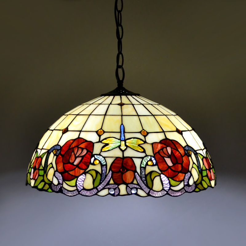 tiffany pendant lamp photo - 7
