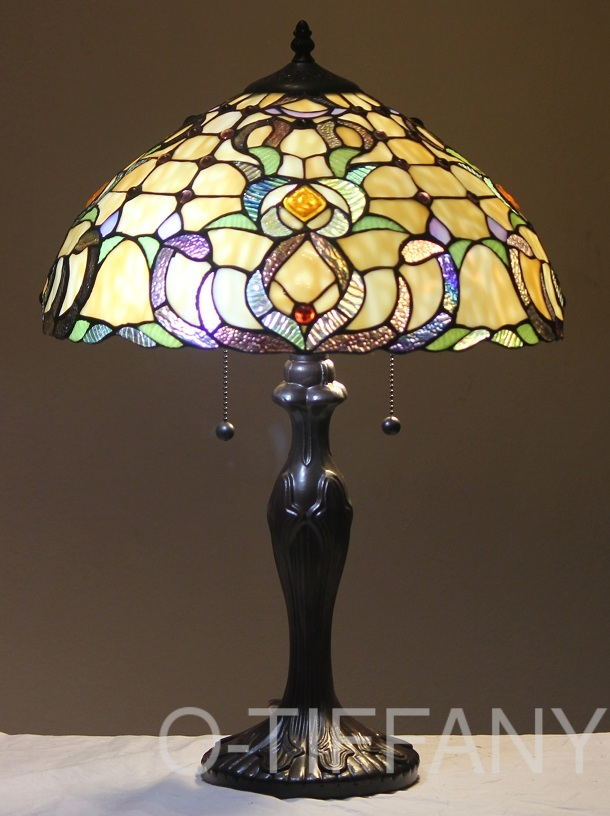 tiffany stained glass lamps photo - 10