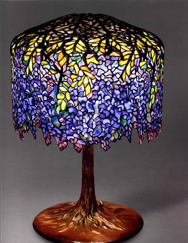 tiffany stained glass lamps photo - 3