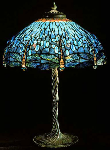 tiffany stained glass lamps photo - 6