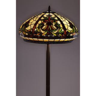 Floor Lamp Tiffany: tiffany style floor lamps photo - 3,Lighting