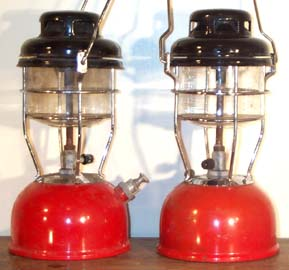 tilley lamp photo - 1