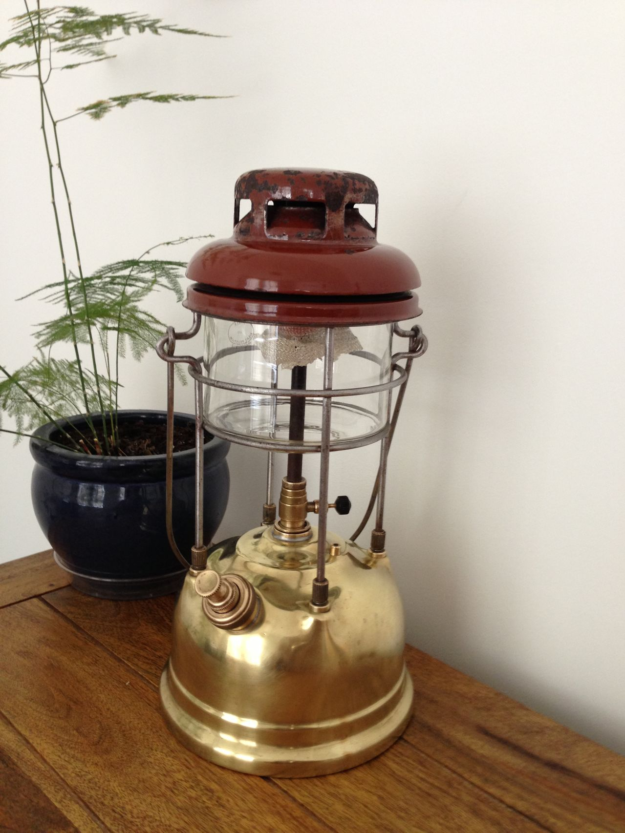 tilley lamp photo - 5