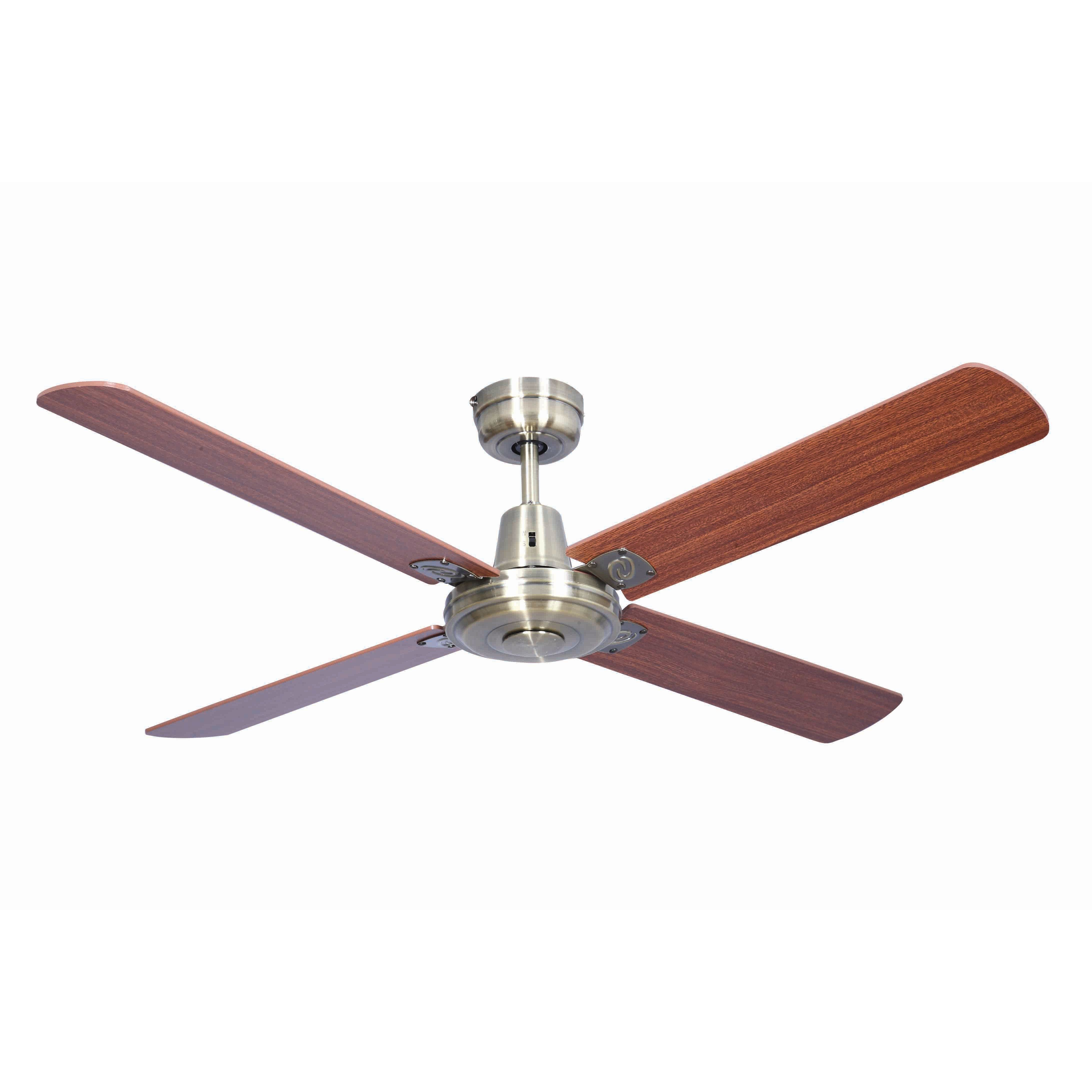 timber ceiling fans photo - 9