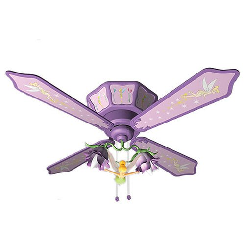 tinkerbell ceiling fan photo - 3