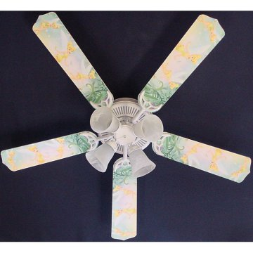 tinkerbell ceiling fan photo - 4
