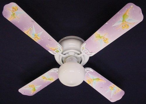 tinkerbell ceiling fan photo - 6