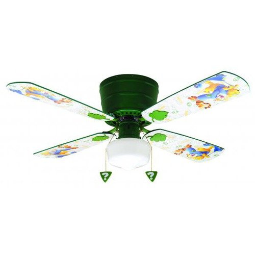 tinkerbell ceiling fan photo - 8