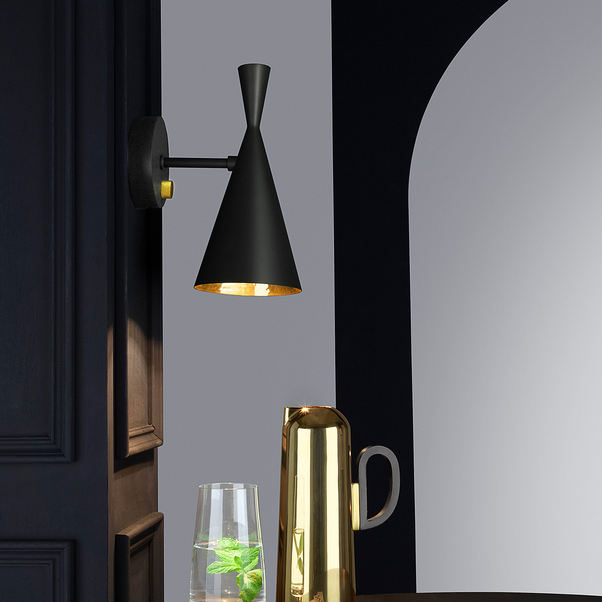 tom dixon wall lights photo - 10