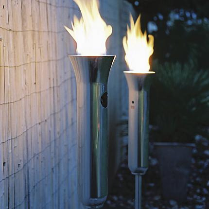 Garden torch lights