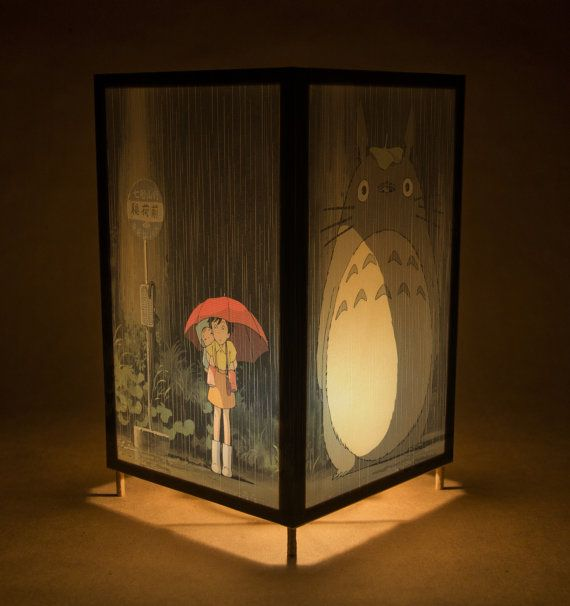 totoro lamp photo - 5