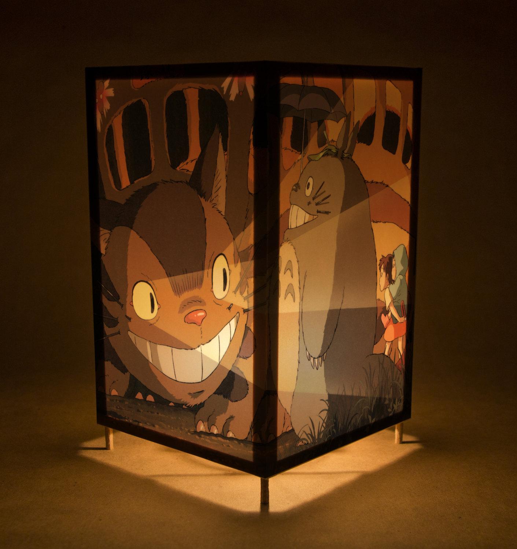 totoro lamp photo - 8