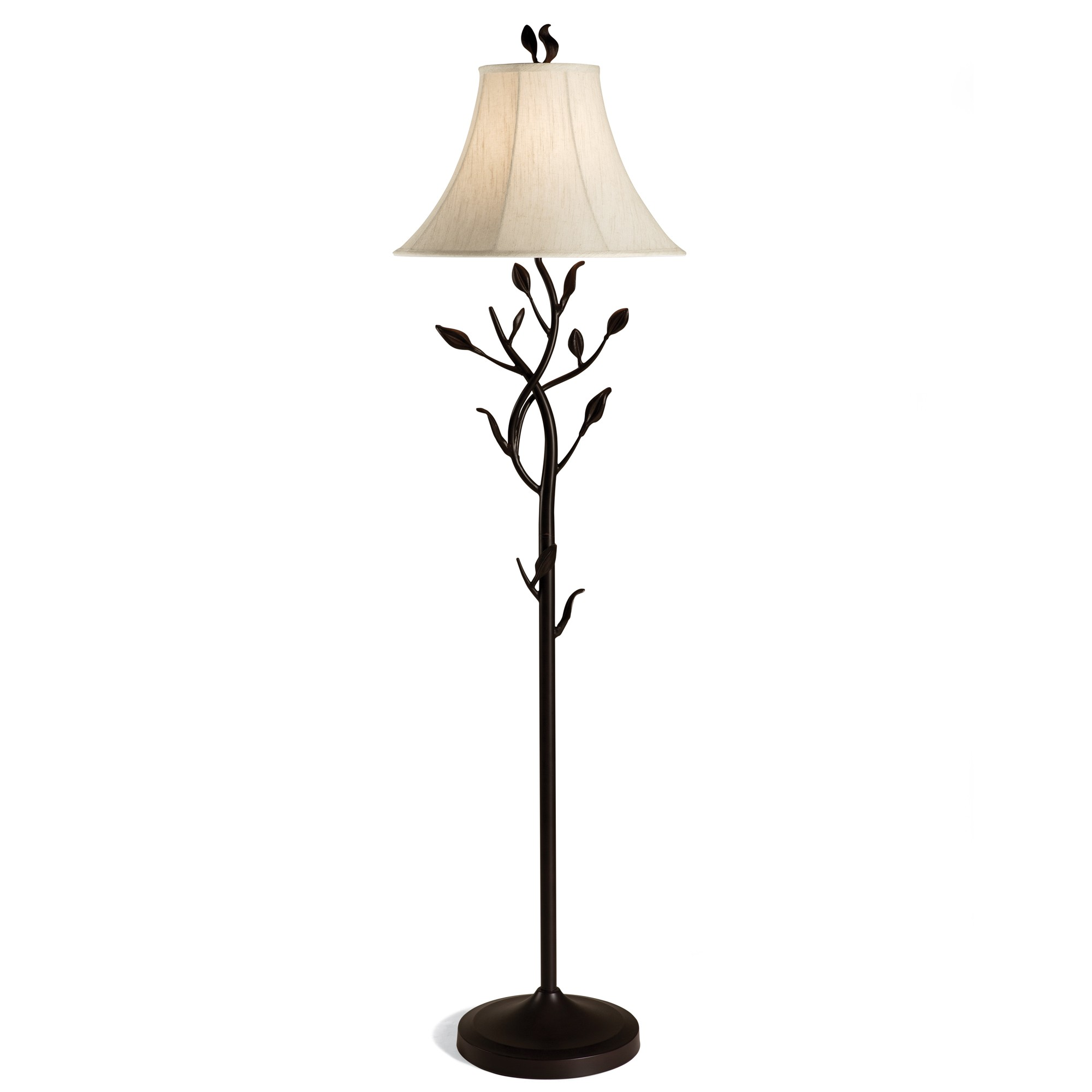 track tree floor lamp photo - 4