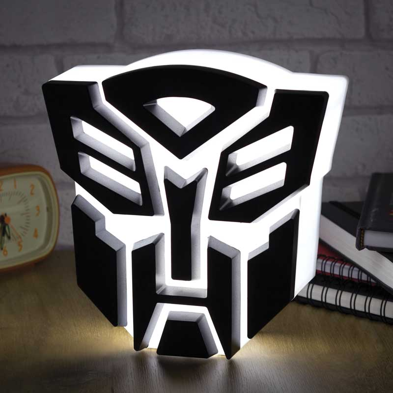 transformers lamp photo - 1