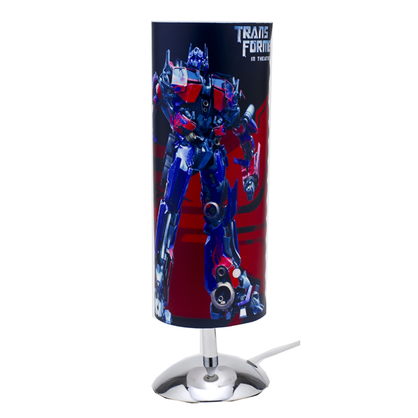 transformers lamp photo - 3
