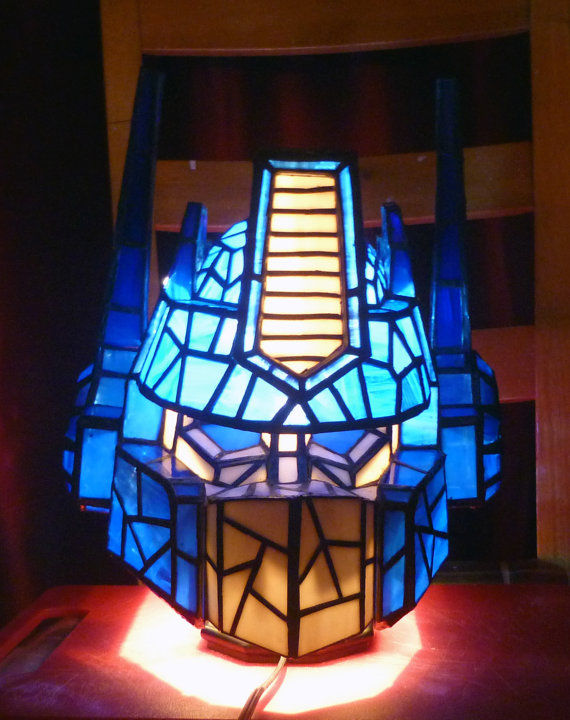 transformers lamp photo - 5