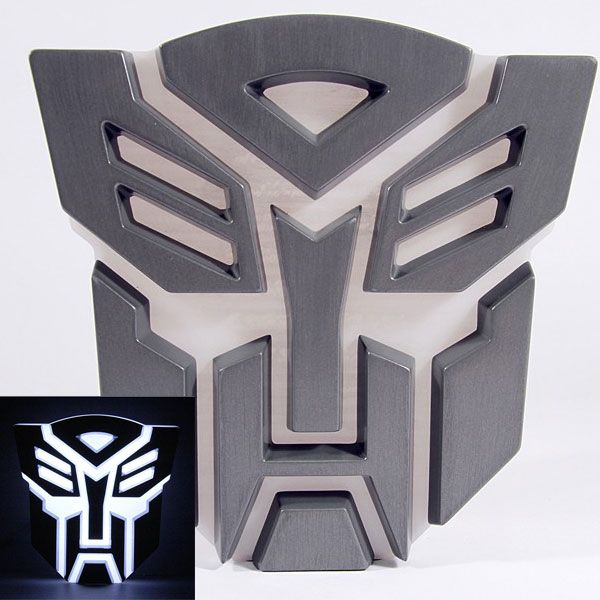 transformers lamp photo - 6