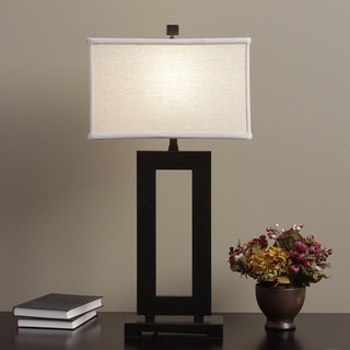 transitional table lamps photo - 3