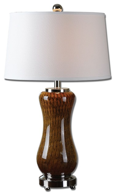 transitional table lamps photo - 5
