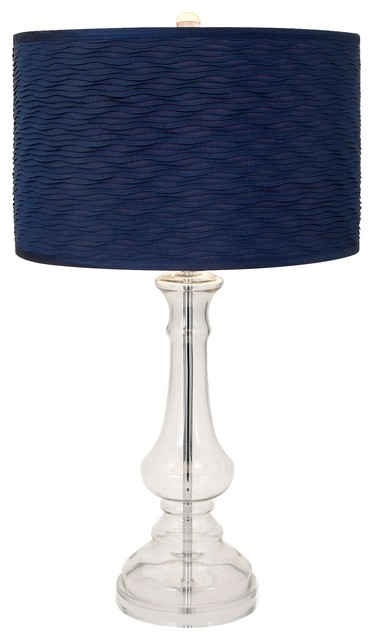 transitional table lamps photo - 8