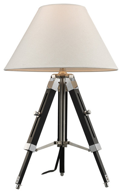 transitional table lamps photo - 9