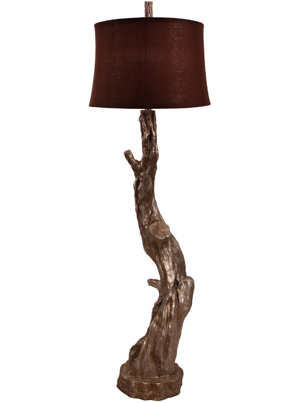 Attractive Tree Branch Lamps Photo   1