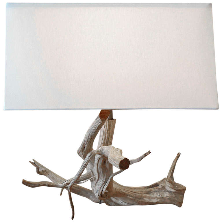 tree branch lamps photo - 4