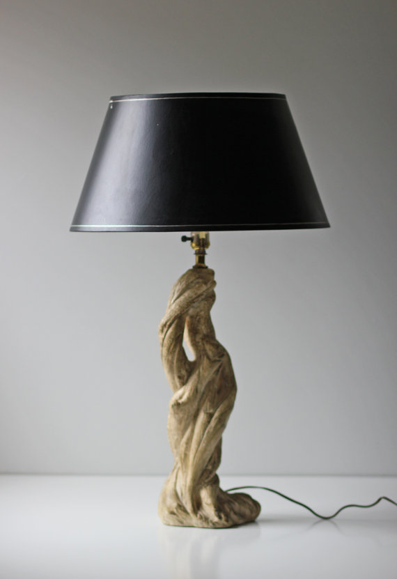 tree branch lamps photo - 8