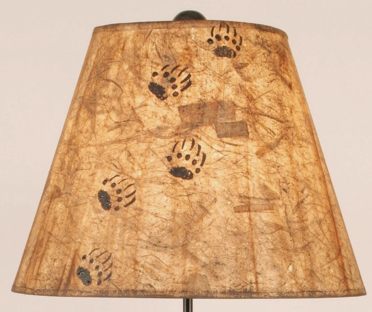 tree stump lamp photo - 2