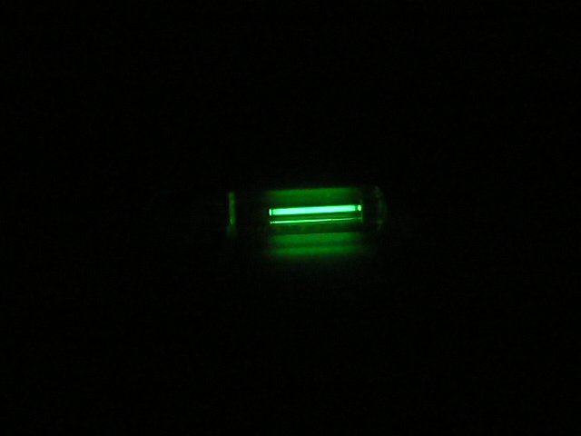tritium lamp photo - 10