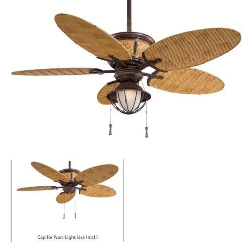 tropical outdoor ceiling fans photo - 1
