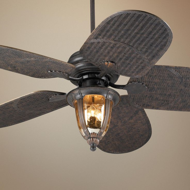 tropical outdoor ceiling fans photo - 2
