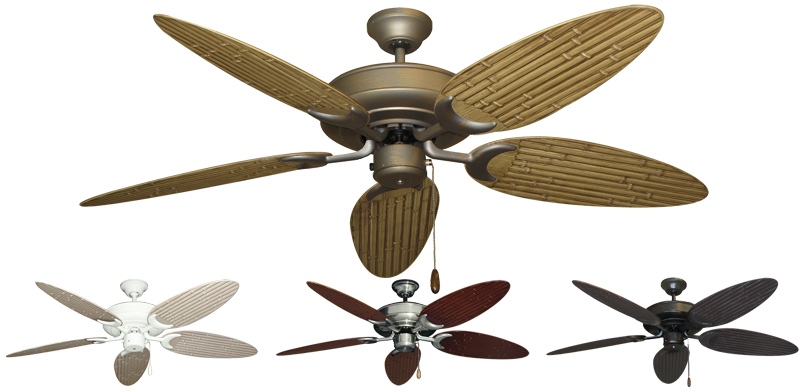 tropical outdoor ceiling fans photo - 7