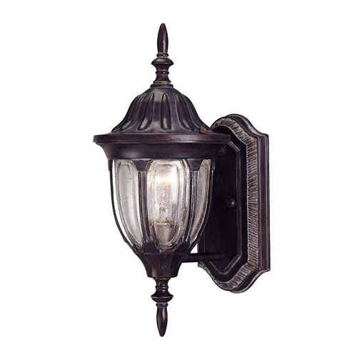 tudor outdoor lighting photo - 10