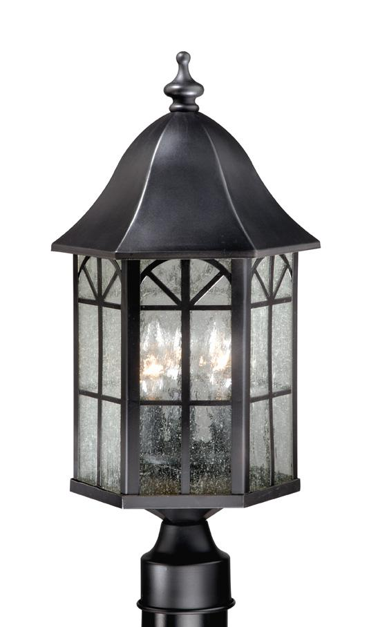 tudor outdoor lighting photo - 2