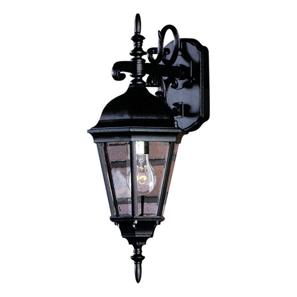 tudor outdoor lighting photo - 5
