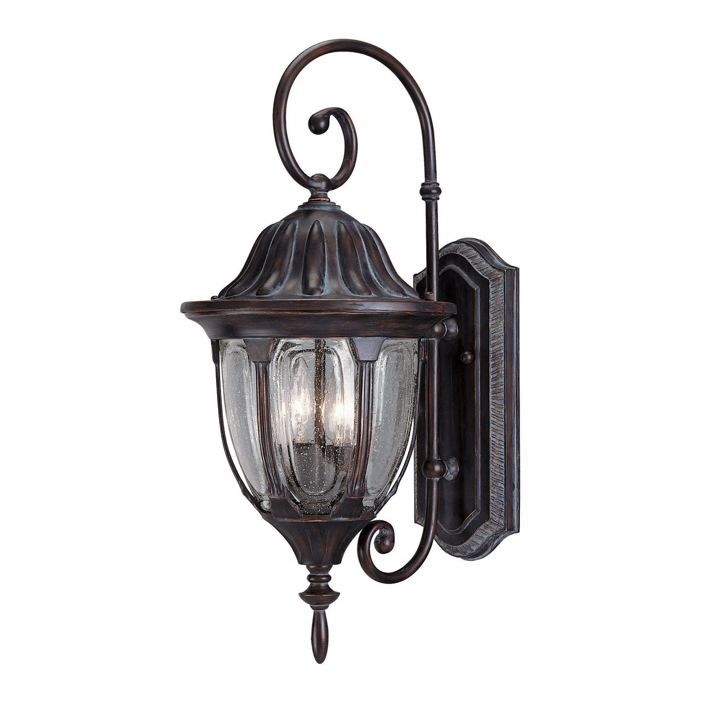 tudor outdoor lighting photo - 6