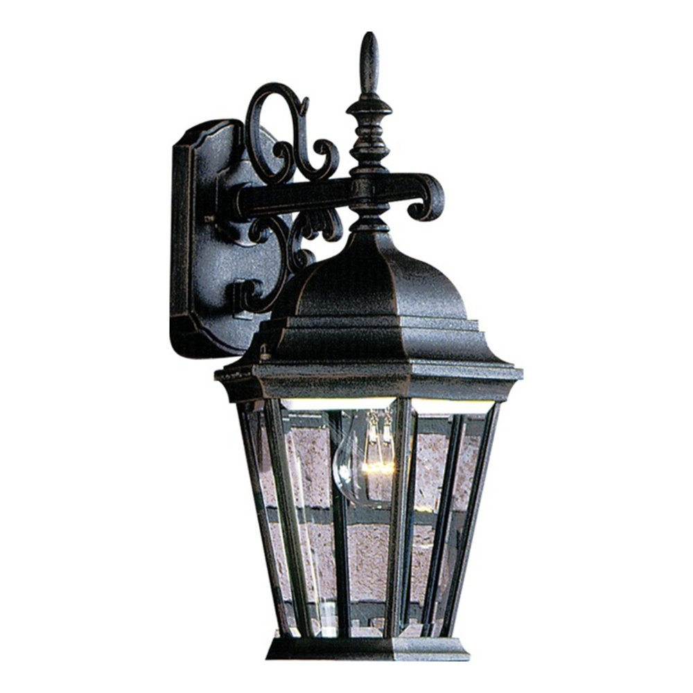 tudor outdoor lighting photo - 7