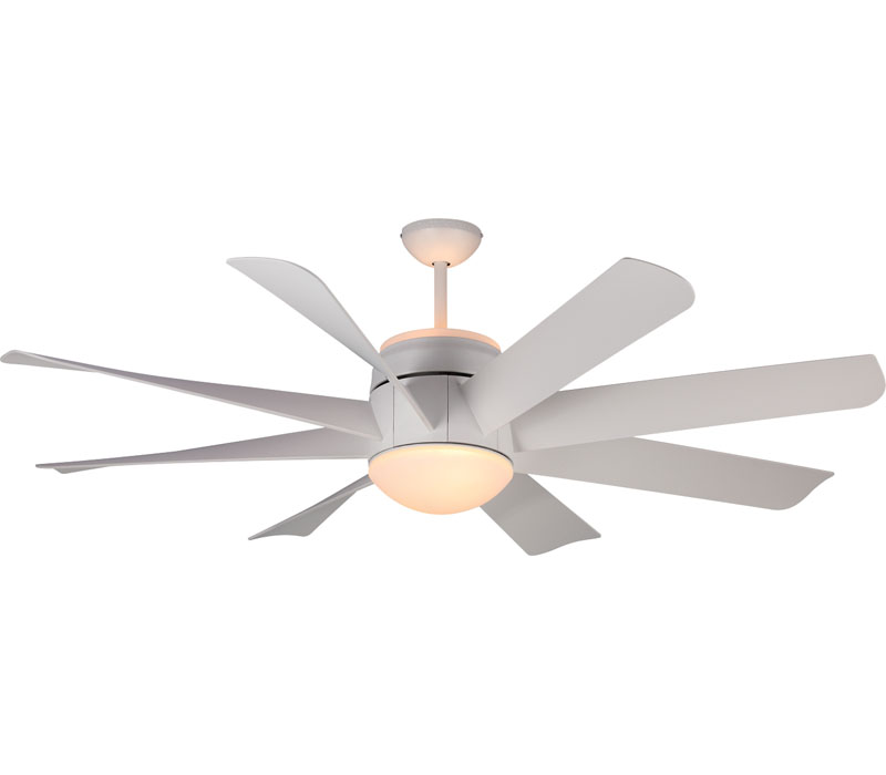 turbine ceiling fan photo - 3
