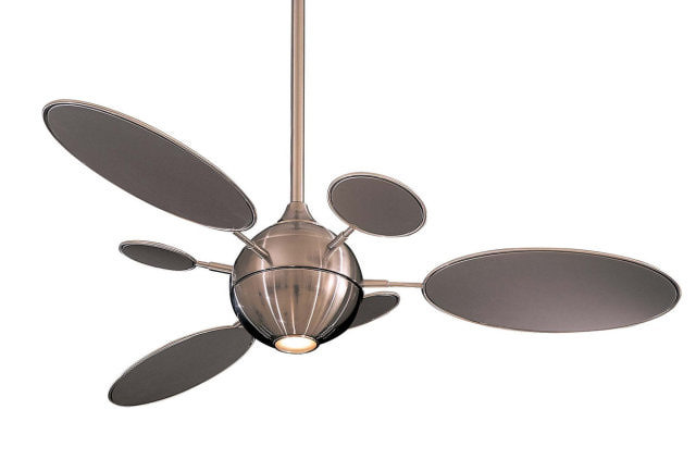 turbine ceiling fan photo - 8