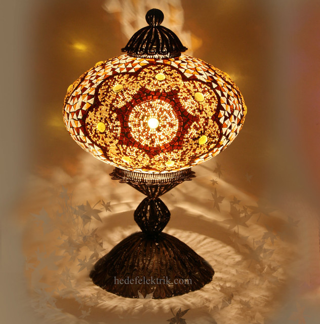 turkish lamps photo - 3