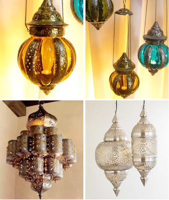 turkish lamps photo - 8