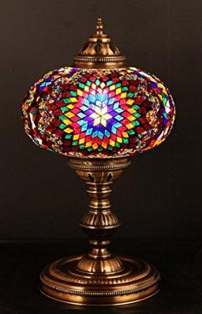 Turkish Table Lamp: turkish table lamps photo - 8,Lighting