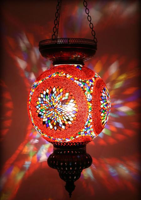 turkish wall lights photo - 10