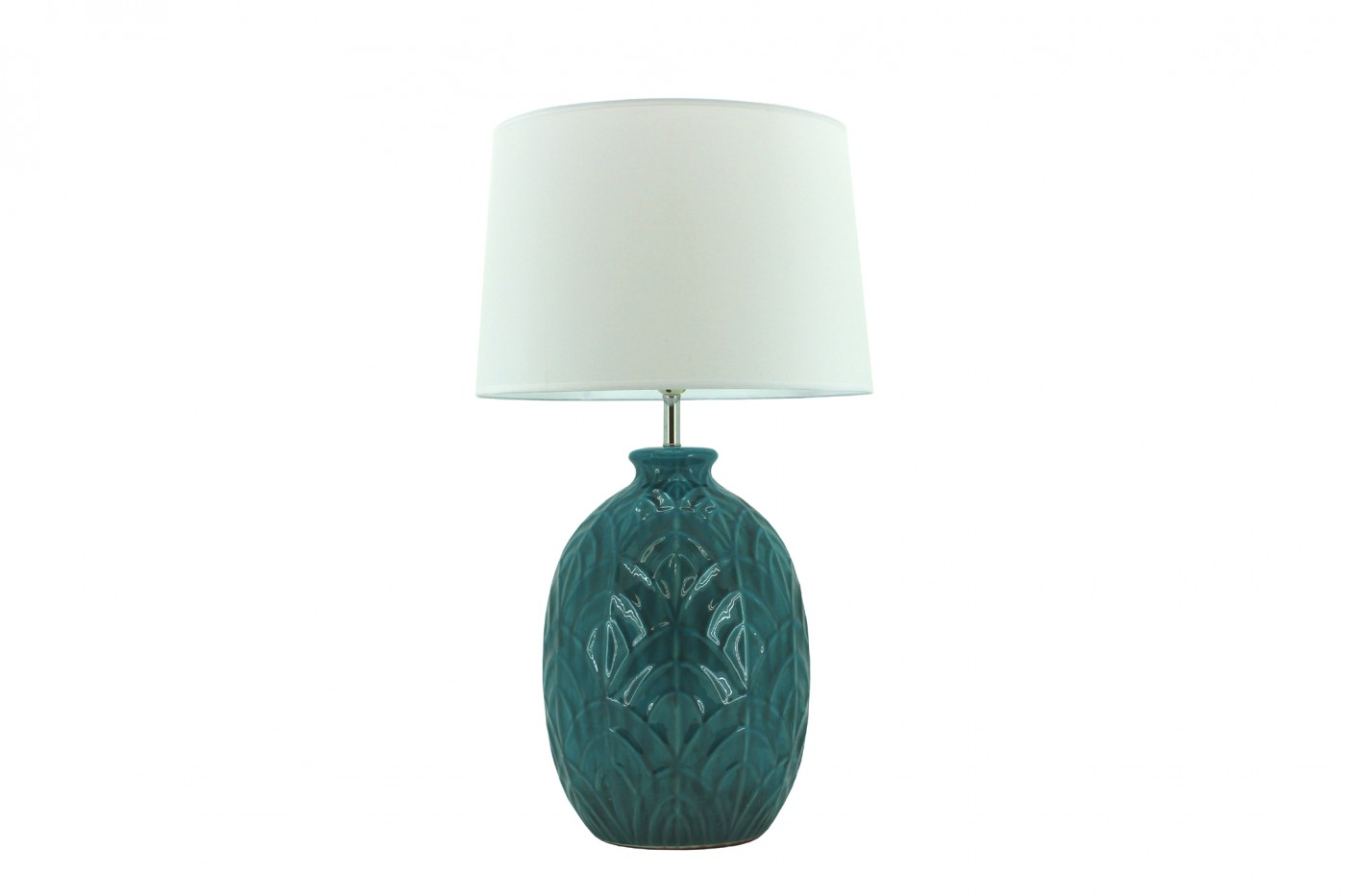 Turquoise Table Lamps Photo   2